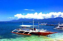 菲律宾~宿务,那清凌凌的水、礁石、滩涂