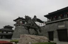 西楚霸王的老家,宿仟項王故里,真如禪寺