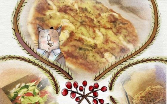 敖德薩西餐