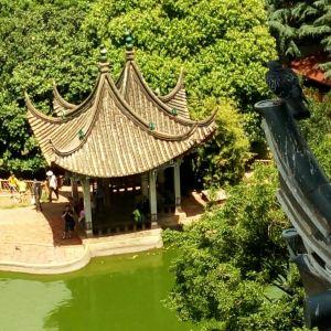 昙华寺旅游景点攻略图