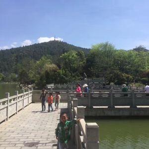望海文化公园旅游景点攻略图