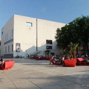 维也纳博物馆区旅游景点攻略图