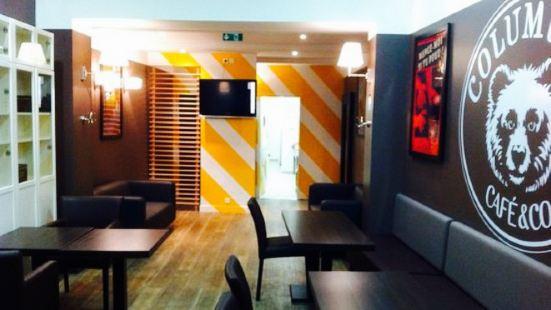 Columbus Cafe & Co Poitiers De Gaulle