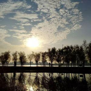 艾溪湖湿地公园旅游景点攻略图