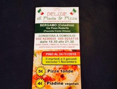 Delizie di Piade & Pizze