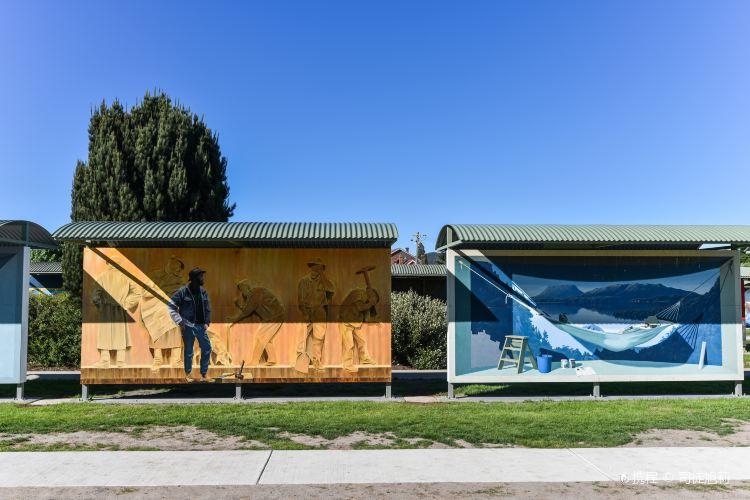 謝菲爾德壁畫小鎮2