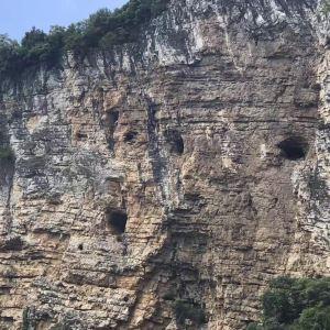 六广河名胜风景区旅游景点攻略图