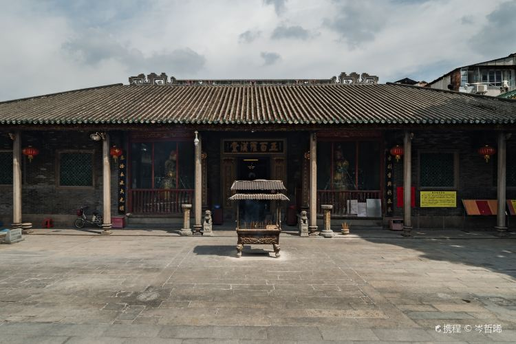 Hualin Temple4