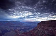 科罗拉多峡谷守望日出