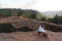 走进非洲-埃塞俄比亚lalibela的岩石教堂