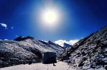 #元旦去哪玩#感受冬雪