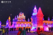 元旦去哪玩:到世界上最大的冰雕展览,感受冰雪狂欢
