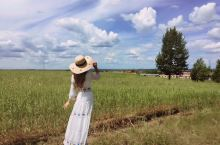 草原天路,与彩虹白云相伴的时光