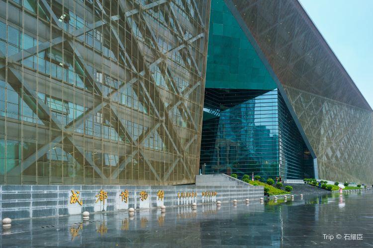 Chengdu Museum New Hall2