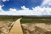 行走在尕海