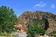 藏传佛教广宗寺南寺风景区