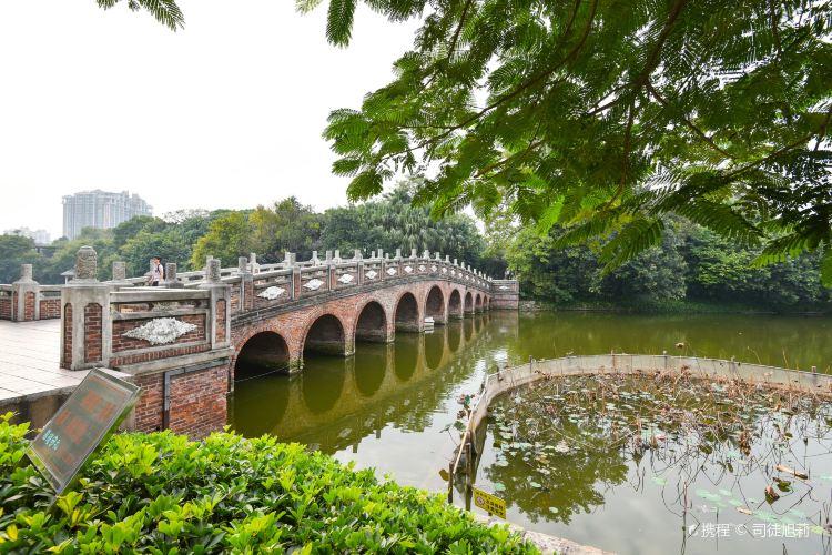 Foshan Zhongshan Park1