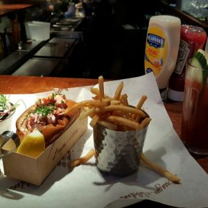 汉堡和龙虾(Fitzrovia店)旅游景点攻略图