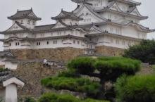【2017年十一日本关西游——日本第一国宝城姬路城】