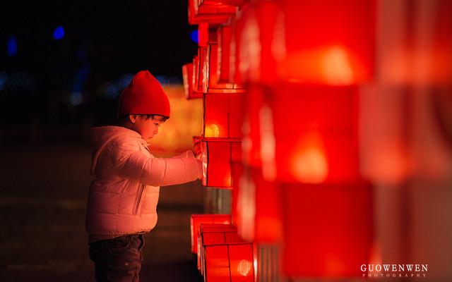 赏花灯,逛庙会,去开封重拾最淳朴的中国年