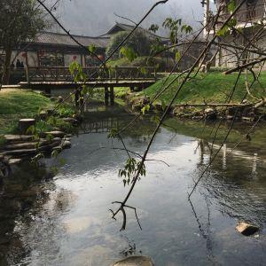 黄龙洞生态农庄旅游景点攻略图