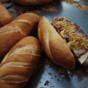 猪肝酱法国面包旅游景点攻略图