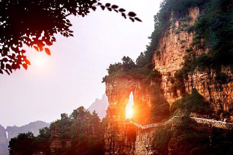 Xinglong Mountain Scenic Area2