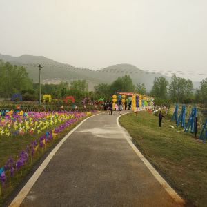 仙溪花廊旅游景点攻略图