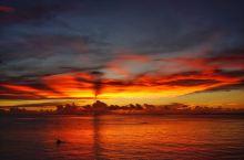 塞班岛,遇见太平洋上的绝美日落