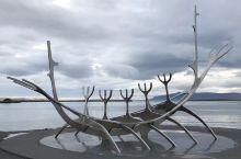 冰岛首都雷克亚未克的街景(2018/7)