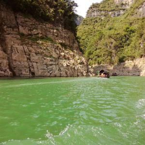 小小三峡旅游景点攻略图