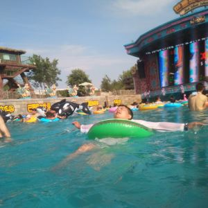 热高乐园巴厘岛水世界旅游景点攻略图