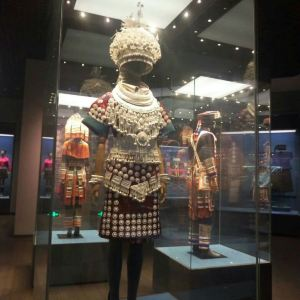 广西民族博物馆旅游景点攻略图