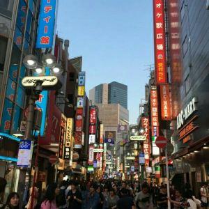 涩谷旅游景点攻略图