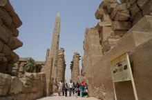 #埃及游##卢克索神庙#