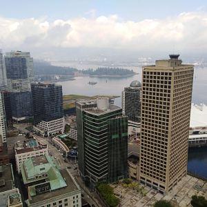 Top of Vancouver revolving restaurant旅游景点攻略图
