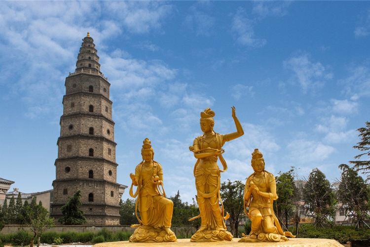 Yanzhou Xinglong Culture Park (Daxinglong Temple Tourist Attraction)2
