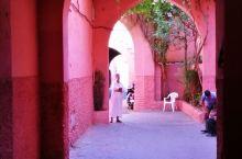 马拉喀什老城