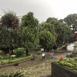 博卡拉老城旅游景点攻略图