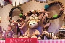 有米奇胎记的泰迪熊-达菲熊