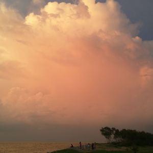 立咯海滩旅游景点攻略图