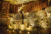 全波兰最贵的景点——维利奇卡盐矿