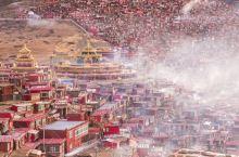 #元旦去哪玩#色达朝圣之旅,你需要知道这些注意事项