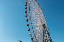 探秘海游馆的最大摩天轮