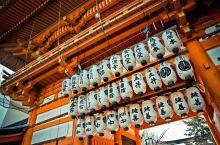 世界遗产——八坂神社