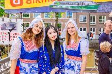 芝士控快来😍荷兰超特色的芝士集市!尝遍各种口味的芝士