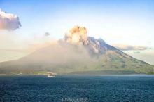 登陆随时在喷发的樱岛火山