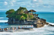 巴厘岛一大圣景最著名的寺庙之一