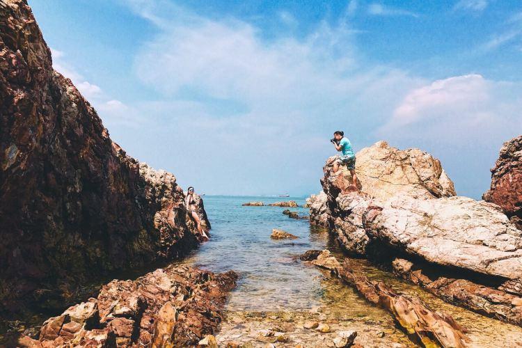 Yanzhoudao Yangwucun Beach1