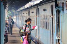 #向往的生活#斯里兰卡·科伦坡要塞火车站攻略!